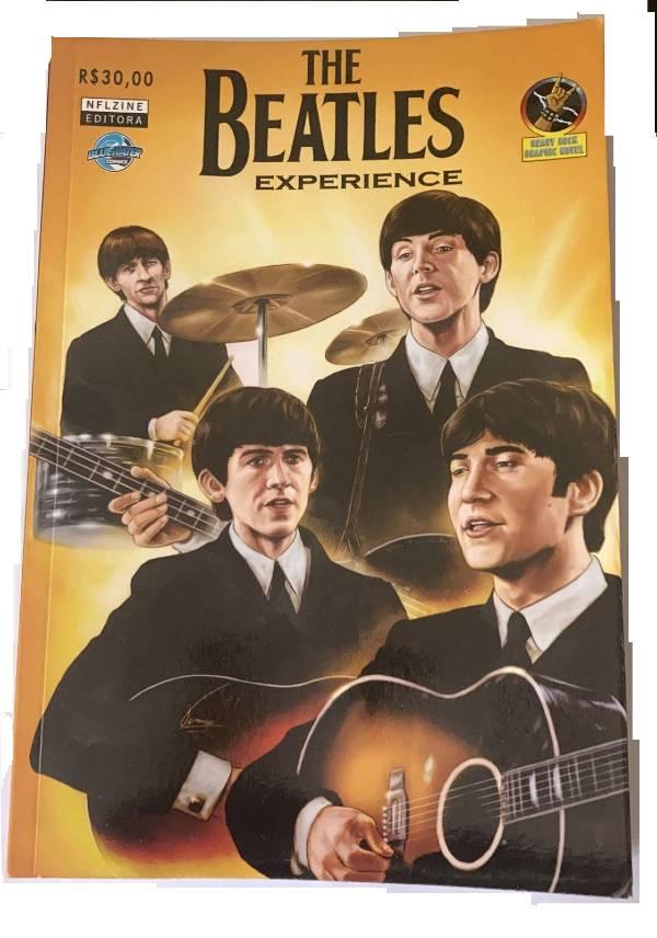 HQ Beatles - Historia em Quadrinhos dos Beatles  - Billbox Records