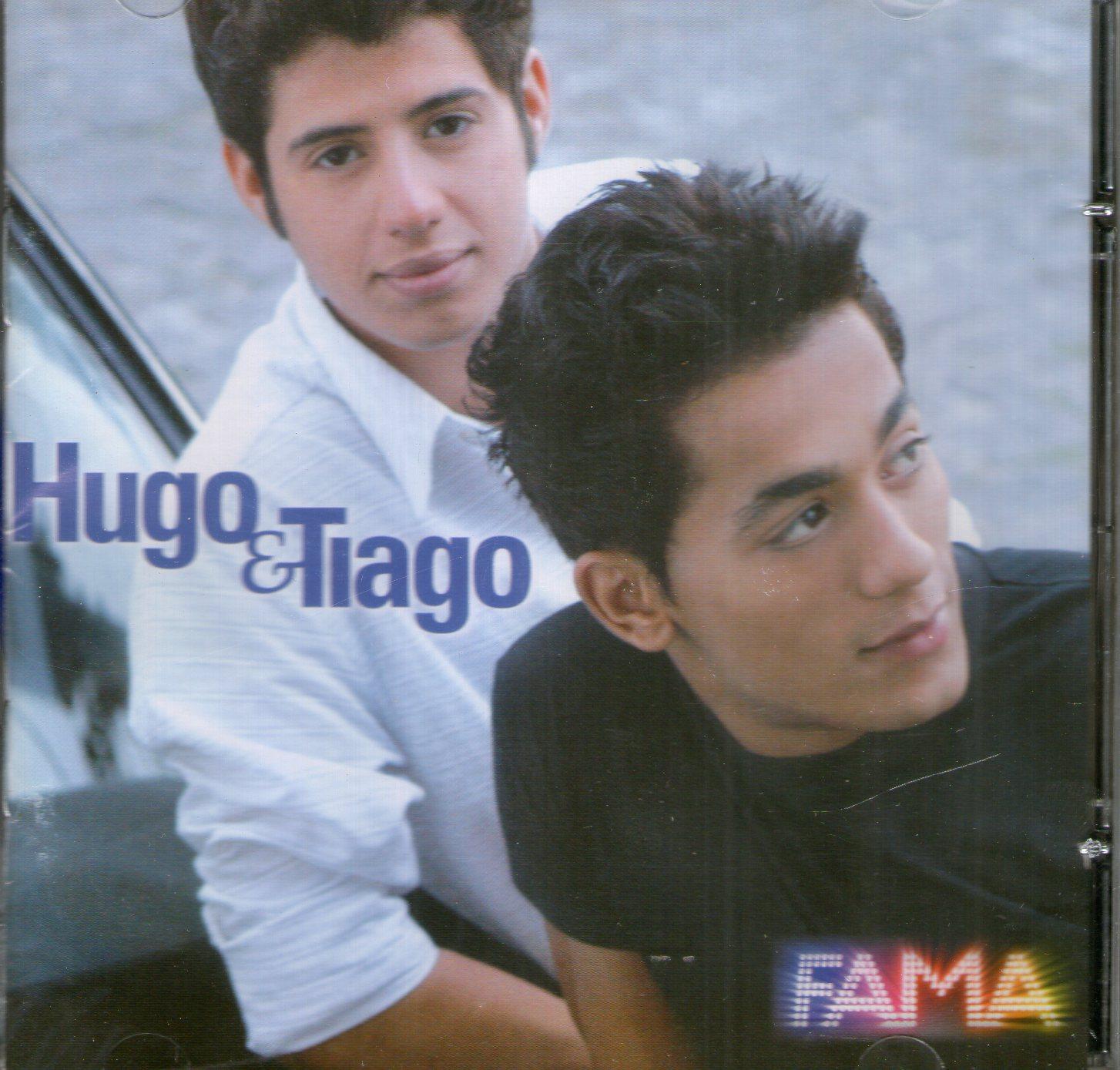 Hugo e Tiago - Fama - Cd Nacional  - Billbox Records