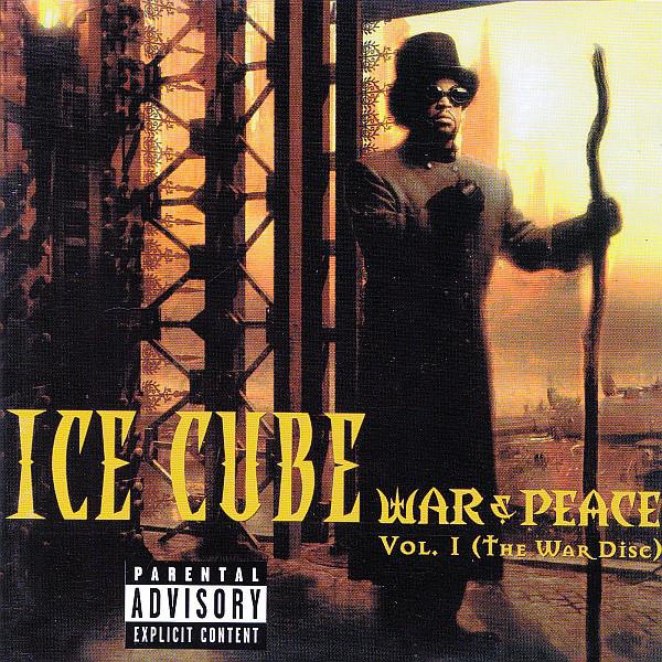 Ice Cube - War & Peace Vol 1 The War Disc  - Cd Nacional  - Billbox Records