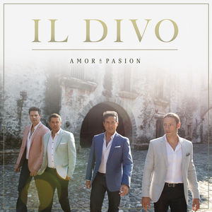 Il Divo - Amor & Pasion - Cd Importado  - Billbox Records