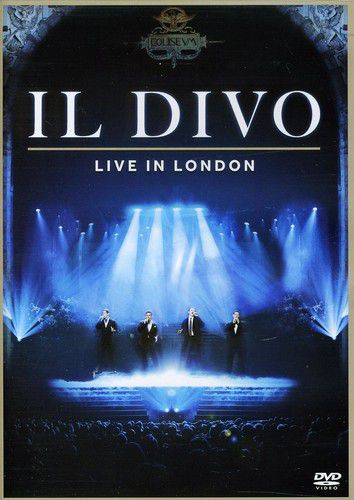 Il Divo - Live In London - Dvd Importado  - Billbox Records