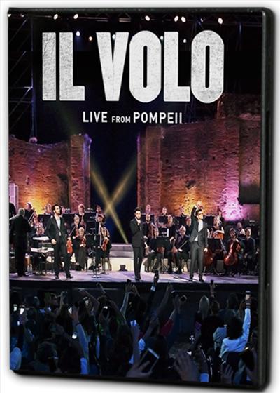 Il Volo - Live From Pompeii - Dvd  - Billbox Records