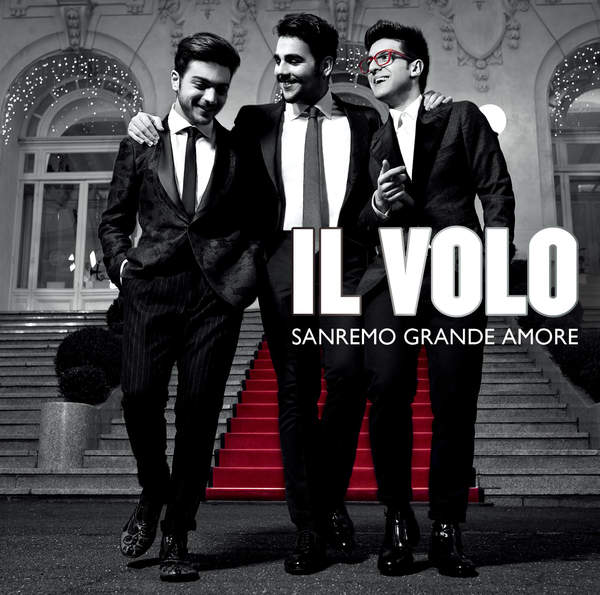 Il Volo - Sanremo Grande Amore Ep Cd - Billbox Records