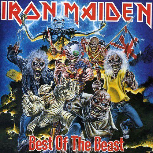 Iron Maiden Best of the Beast - Cd Importado  - Billbox Records
