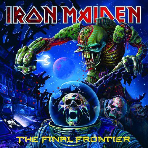 Iron Maiden - Final Frontier  - 2 Lps 180 Gramas Importados  - Billbox Records