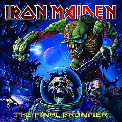 Iron Maiden - Final Frontier  - 2 Lps  Importados Europeu  - Billbox Records