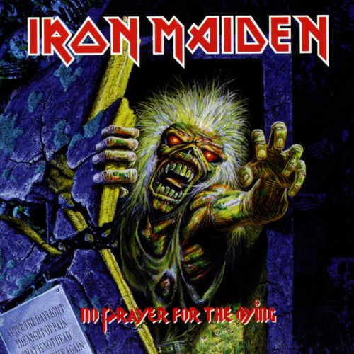 Iron Maiden - No Prayer For The Dying - Cd Importado  - Billbox Records