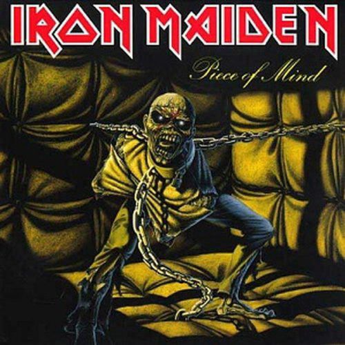 Iron Maiden Piece of Mind Remaster Japan - Cd Importado  - Billbox Records