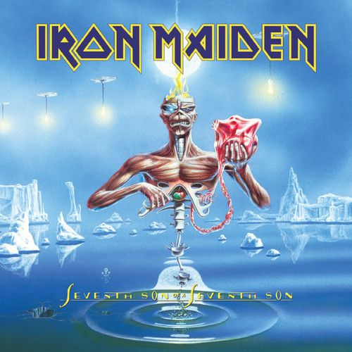 Iron Maiden - Seventh Son Of A Seventh Son - Cd Importado  - Billbox Records
