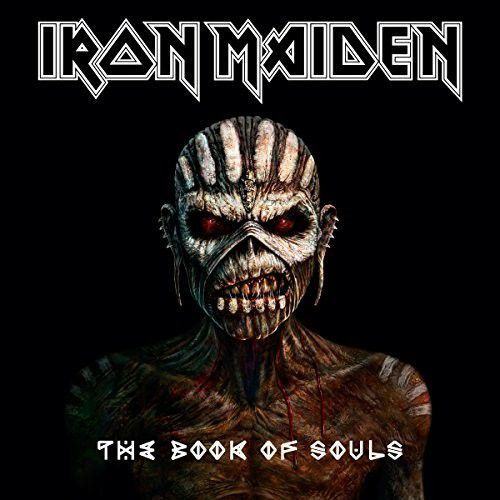 Iron Maiden - The Book Of Souls - 3 Lps Importados  - Billbox Records