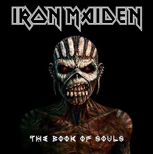 Iron Maiden - The Book Of Souls - Deluxe Editon - 2 Cd