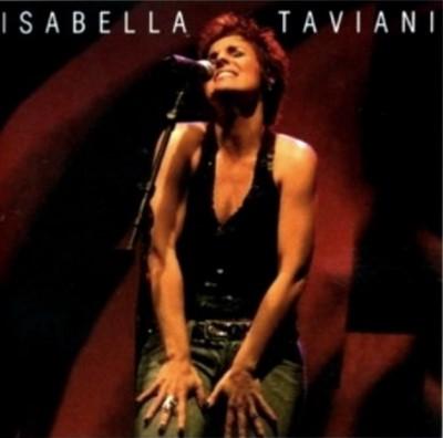 Isabella Taviani  Ao Vivo - Cd Nacional  - Billbox Records