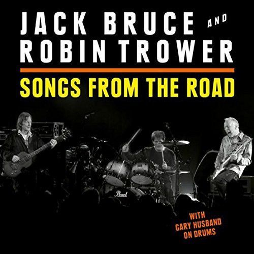 Jack Bruce - Songs from the Road - CD Importado  - Billbox Records
