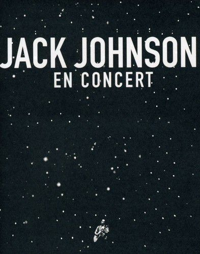 Jack Johnson - En Concert - Blu Ray Importado Digipack - Billbox Records