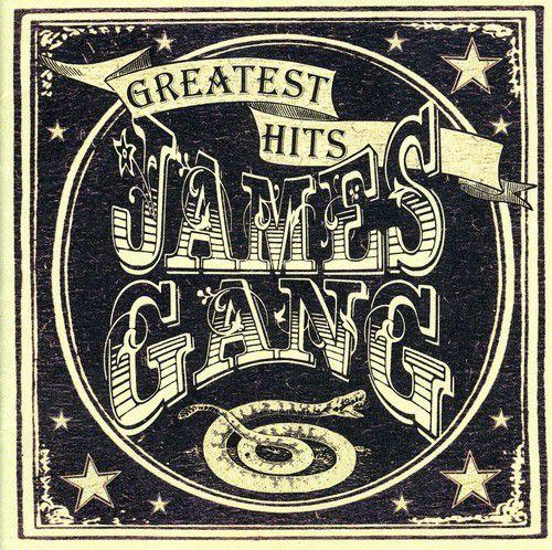 James Gang Greatest Hits - Cd Importado  - Billbox Records
