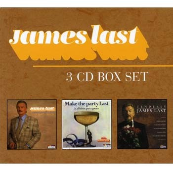 James Last - Box 3 CD   - Billbox Records