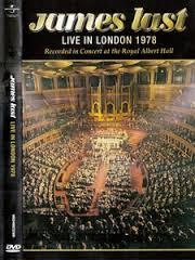 James Last - Live in London - Dvd  - Billbox Records