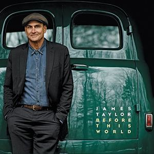 James Taylor - Before This World Lp  - Billbox Records