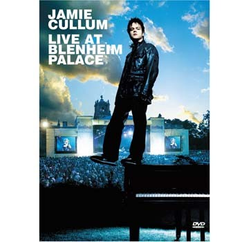 Jamie Cullum - Live At Blenheim Palace - Dvd Nacional - Billbox Records