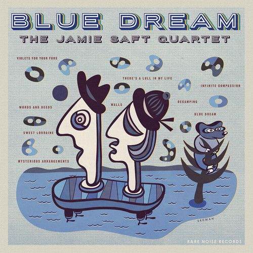 Jamie Saft - Blue Dream - Cd Importado  - Billbox Records