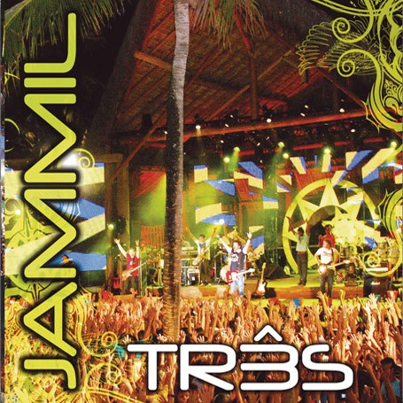 Jammil - Três - Cd Nacional  - Billbox Records
