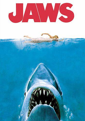 Jaws (Ultraviolet Digital Copy, Anniversary Edition, Subtitled, Digital Copy, Widescree) - Blu ray Importado  - Billbox Records