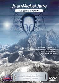 Jean Michel Jarre - Oxygene Moscow - Dvd Nacional  - Billbox Records