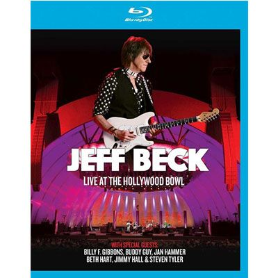 Jeff Beck - Live at the Hollywood Bowl - Blu ray Importado  - Billbox Records