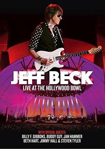 Jeff Beck -  Jeff Beck: Live at the Hollywood Bowl - Dvd Importado  - Billbox Records