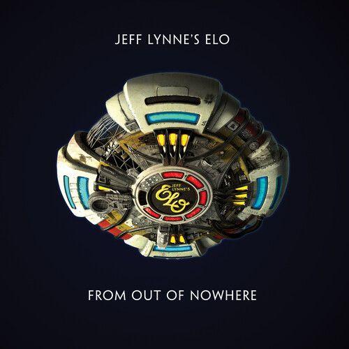 Jeff Lynne - Elo From Out Of Nowhere 180 Gram Vinyl - Lp Importado  - Billbox Records