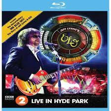 Jeff Lynne / Live In Hyde Park - Blu - Ray  - Billbox Records