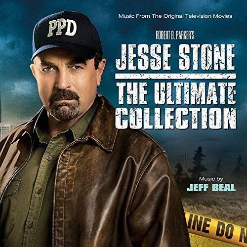 Jesse Stone The Ultimate Collection (Original Soundtrack) - Cd Importado  - Billbox Records
