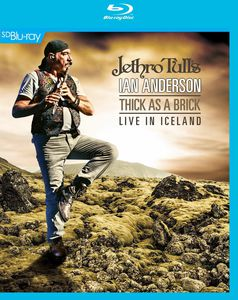 Jethro Tulls Ian Anderson - Thick As A Bick Live Iceland - Blu Ray  - Billbox Records