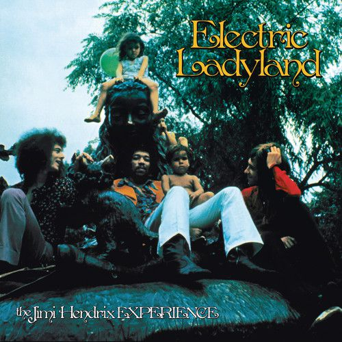 Jimi Hendrix Electric Ladyland: 50th Anniversary Deluxe Edition - 6 Lps + Blu ray Importados  - Billbox Records