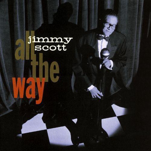 Jimmy Scott – All The Way - Cd Importado  - Billbox Records