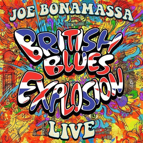 Joe Bonamassa - British Blues Explosion Live - Blu Ray Importado  - Billbox Records