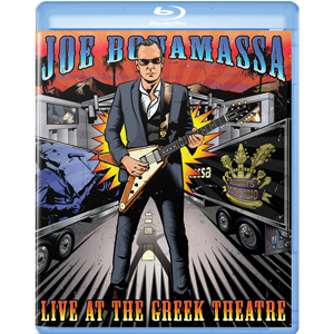 Joe Bonamassa Live At The Greek Theatre - Blu Ray Importado - Billbox Records