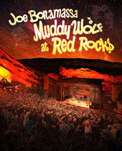 Joe Bonamassa - Muddy Wolf At Red Rocks  - Billbox Records