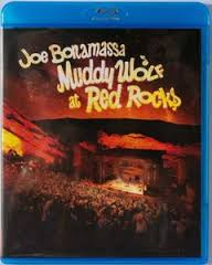 Joe Bonamassa - Muddy Wolf At Red Rocks - Blu Ray - Billbox Records