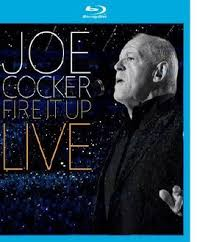 Joe Cocker - Fire It Up Live - Blu Ray Importado  - Billbox Records