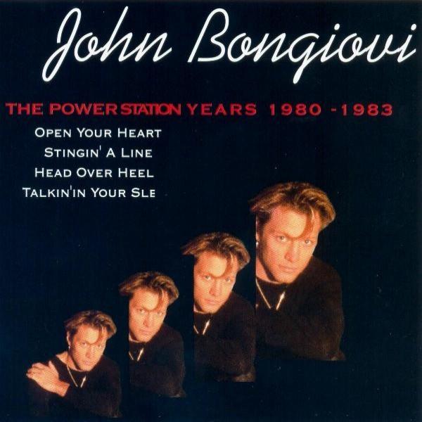 John Bongiovi -The Power Station Yea - Cd Importado  - Billbox Records