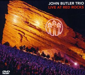 John Butler Trio - Live At Red Rocks 2 Cds + Dvd  - Billbox Records