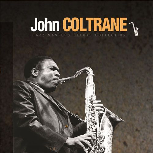 John Coltrane Jazz Masters Deluxe Collection  - LP Importado  - Billbox Records