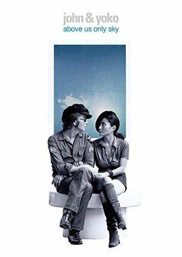 John & Yoko: Above Us Only Sky - Dvd Importado  - Billbox Records