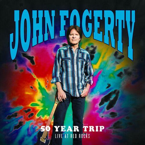 John Fogerty 50 Year Trip Live At Red Rocks - 2 Vinis Importados  - Billbox Records