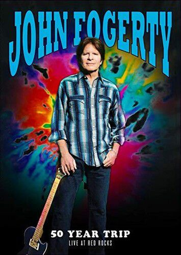 John Fogerty 50 Year Trip Live At Red Rocks - Dvd Importado - Billbox Records