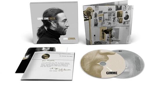 John Lennon Gimme Some Truth - 2 Cds Importados  - Billbox Records