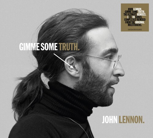 John Lennon Gimme Some Truth - Cd Importado  - Billbox Records
