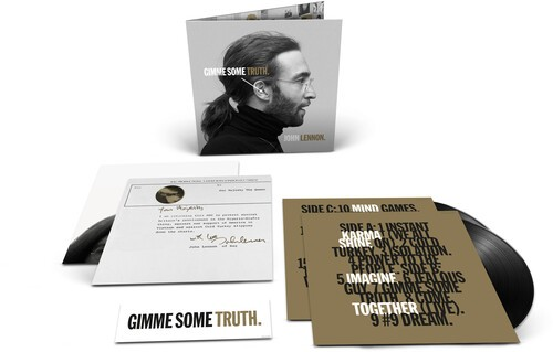 John Lennon Gimme Some Truth Vinyl 180 Gramas -2 Lps Importados  - Billbox Records