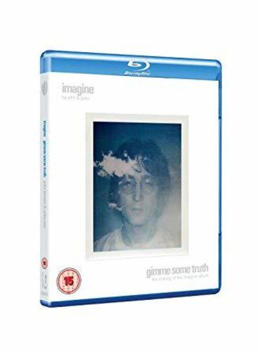 John Lennon - Imagine / Gimme Some Truth - Blu Ray Importado  - Billbox Records